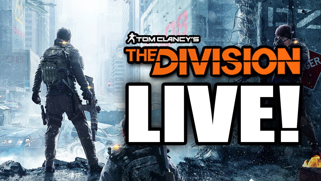 Tom Clancy's The Division LIVE Beta Gameplay: Level Up ...