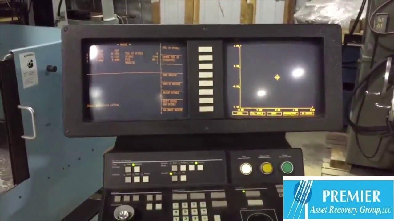 Hurco BMC30 CNC Vertical Machining Center, S/N BC-8007059-J, New
