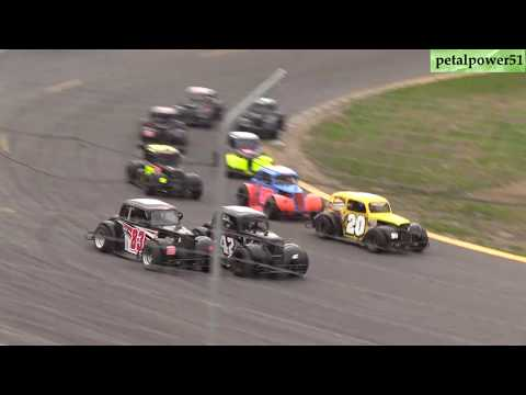 Sunset Speedway, Eastern Ontario Legends Series  May 19, 2019