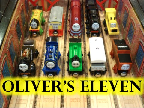Oliver's Eleven | Thomas & Friends Wooden Railway Adventures Full Movie (2016)