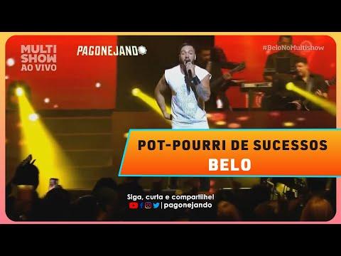 BELO - POT-POURRI DE SUCESSOS AO VIVO