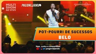 BELO - POT-POURRI DE SUCESSOS (AO VIVO) | PAGONEJANDO