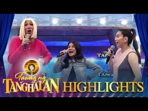 TNT contender Glazel bravely admits the name of her crush | Tawag ng Tanghalan