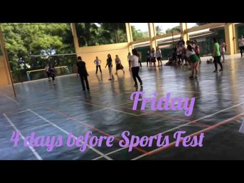 Our First Sports Fest in Paref Southcrest last October 26, 2016