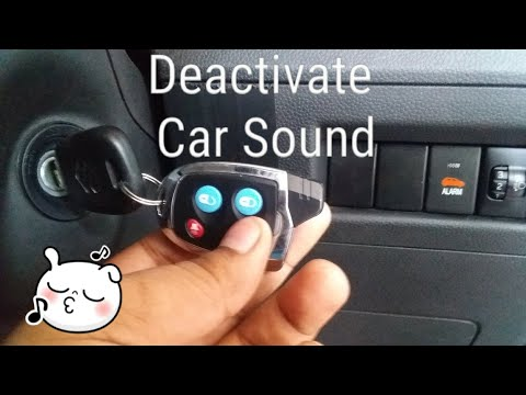 Maruti Nippon Alarm Sound Deactivate Permanently ||  Open Car Door Without Sound ( Hindi )