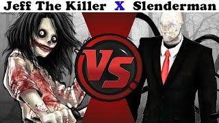 Jeff The Killer Vs Slenderman Ngoại Truyện Full | Bạn Có Biết