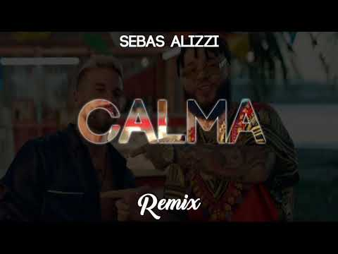CALMA ✖ Sebas Alizzi