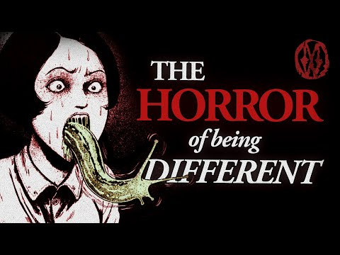 JUNJI ITO's Slug Girl & The Horror Of Being Different   Monsters Of The Week