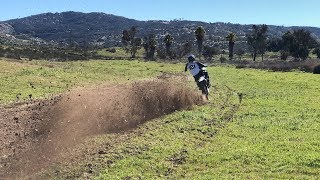 Racer X Films: 2019 Husqvarna FC 450 Rockstar Edition | Shot with an iPhone Video