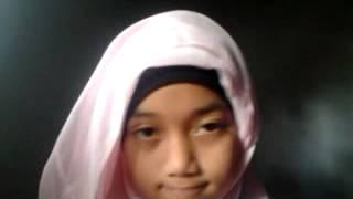 Tips Tutorial Video Pakek Jilbab Anak anak