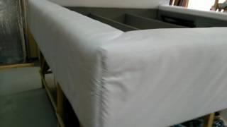 Крутейшая экспериментальная эко кровать на продажу
