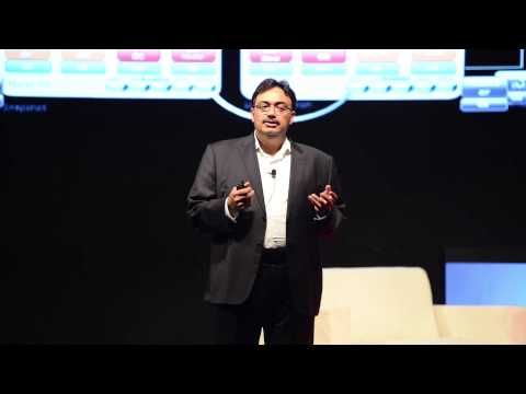 Center Stage: Keynote by A.S. Rajgopal, Managing Director, NxtGen Datacenter & Cloud Technologies