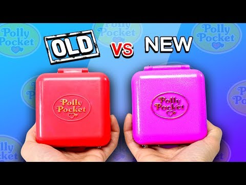 Old Polly Pocket vs 30th Anniversary Re-Release - What's Different? thumbnail