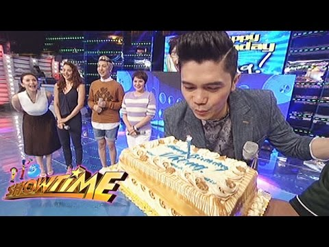 It's Showtime: Happy Birthday, Vhong Navarro!