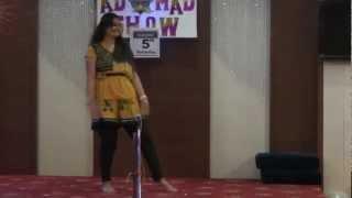 Sejal Dance - O Piya O Piya.. Leke Doliya....in Prime Dine...
