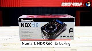 Numark NDX 500 Unboxing Serato Ready
