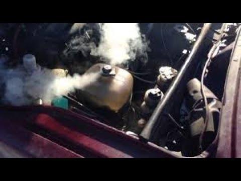 Причины закипания двигателя автомобиля и методы их устранения.