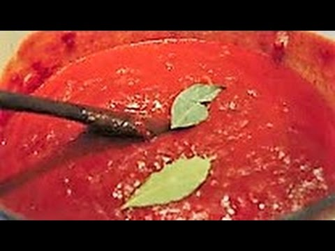 how to make homemade italian spaghetti sauce with fresh tomatoes