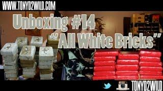 """Unboxing #14: """"All White Bricks"""""""