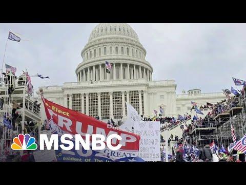 Republican Senators Stall Vote On January 6 Commission | MSNBC