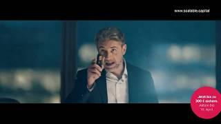 Wie sieht die Geldanlage der Zukunft aus? - Scalable Capital TV-Spot 2/2