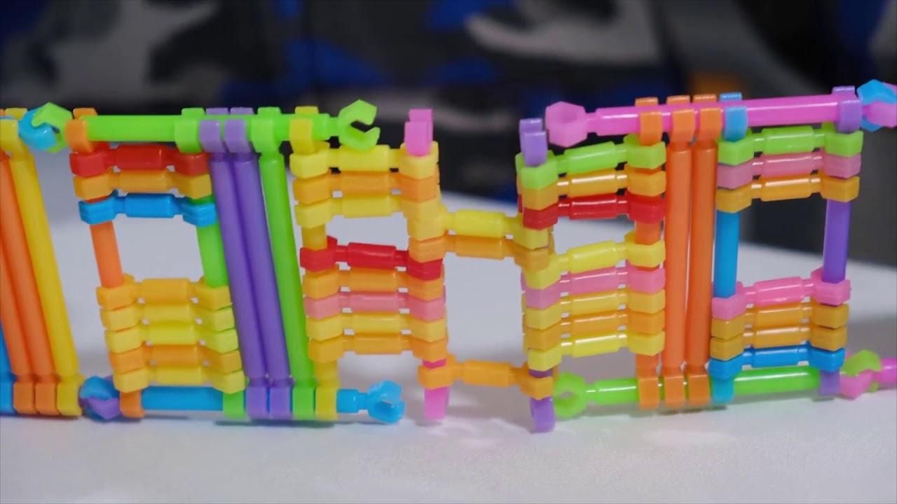 TOYS KIDS PLACE - DIY Smart Stick Blocks Creativity ...