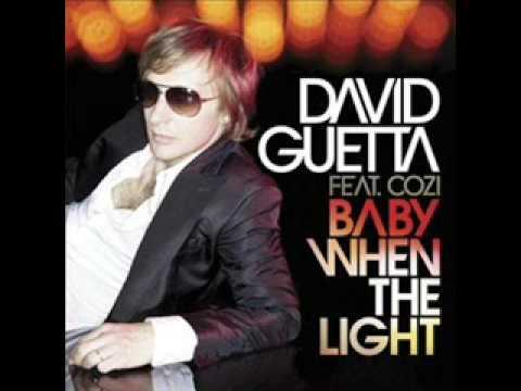 David Guetta - Baby When The Light Lyrics | MetroLyrics