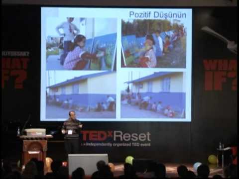 Öğrenebilme Yolu: Hacı Ormanoğlu at TEDxReset 2011