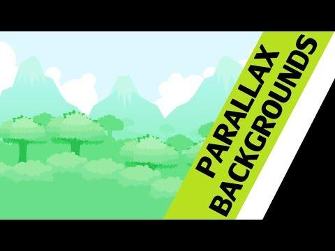 GameMaker Studio - Parallax Backgrounds
