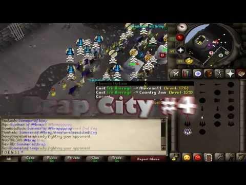 Runescape - Toensi1 Brap City Hybrid (Episode 4)