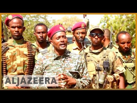 🇸🇴52 al-Shabab fighters killed in Somalia air attack: US military | Al Jazeera English