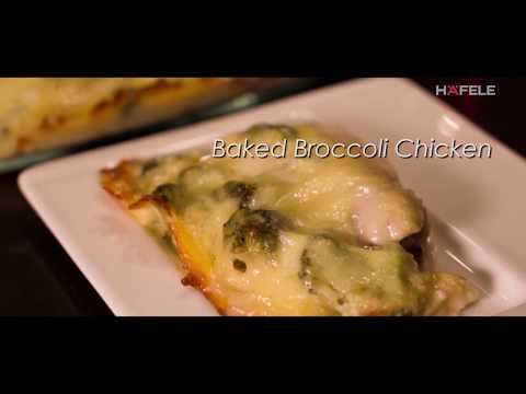 Baked Broccoli Chicken