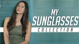 My Sunglasses Collection!   Gauahar Khan