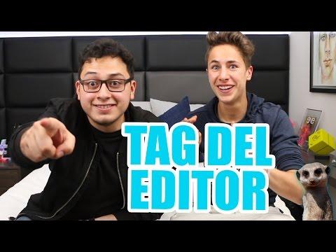 TAG DEL EDITOR ft. Boomscar / Juanpa Zurita