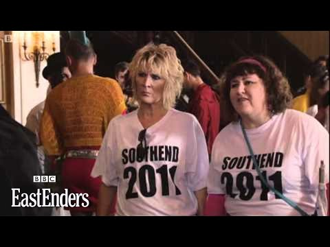 Shirley, Heather and the Bouncer - EastEnders - BBC