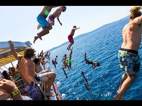 YachtLife Croatia 2016 Aftermovie || LIFE BEFORE WORK TRAVEL
