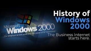 History of Windows 2000