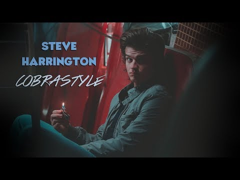 cobrastyle :: steve harrington humor