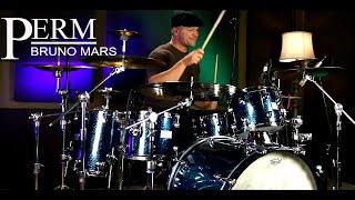 ✔Perm Drum Cover-Bruno Mars Perm Drum Cover-24K Album Perm Cover