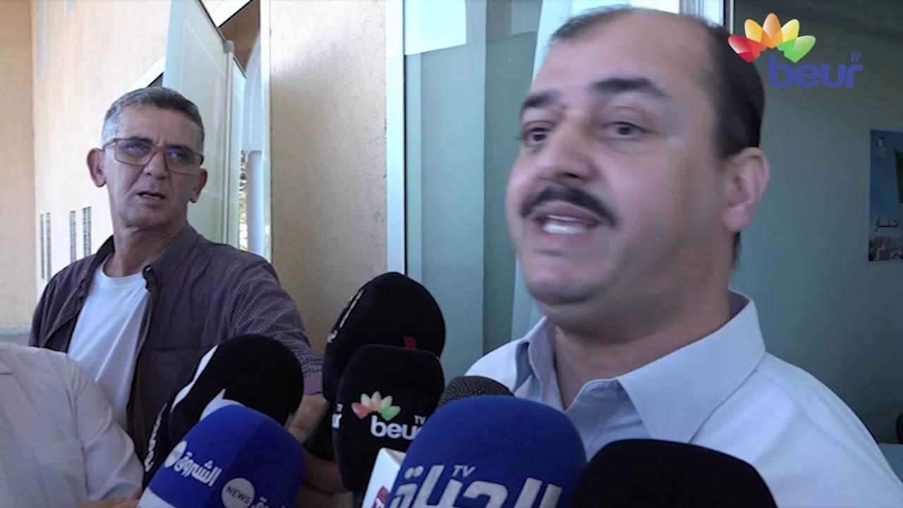 رئاسيات : مسدور يودع شكوى جديدة لدى السلطة الوطنية المستقلة للانتخابات