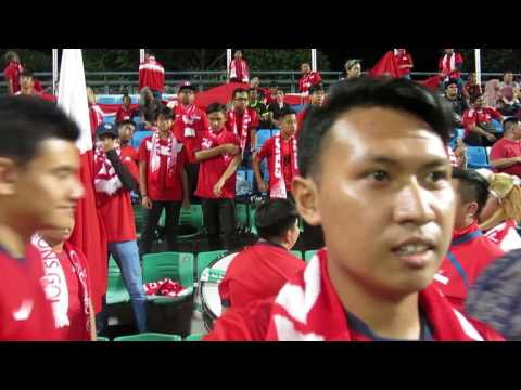 ASIAN CUP 2019 QUALIFIERS: SINGAPORE VS TAIWAN