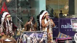 native american indian music perfomance ananau 3