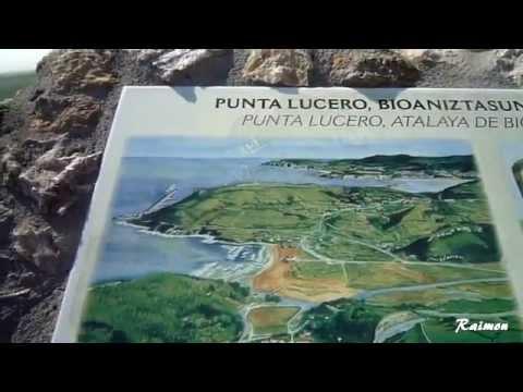 """BUNKERS  DE PUNTA LUCERO  """"VIZCAYA""""  1 PARTE"""