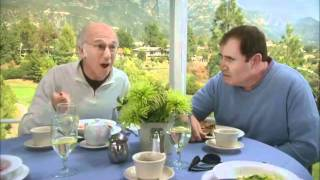 Larry David Pissed Off - Curb Your Enthusiasm Season 7