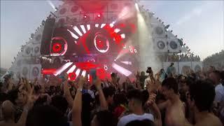 HARDWELL @Sunblast Festival 2017 - Tenerife Drops (Crowd View)