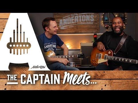 The Captain Meets - Kirk Fletcher