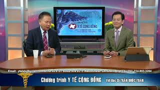 Y TE CONG DONG 2018 02 19 PART 1 4 BS TRAN QUOC TOAN BS TRAN QUOC THANH NHAN