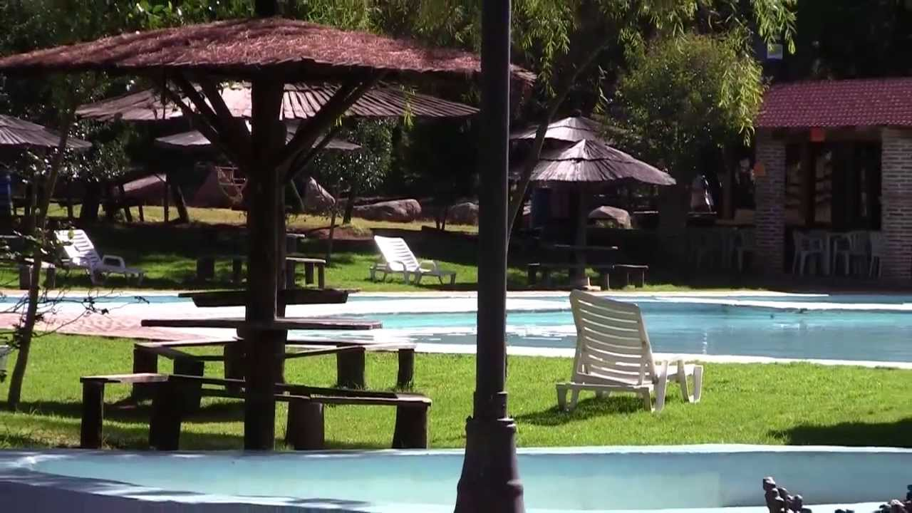 Hotel Balneario Barranca Honda - YouTube