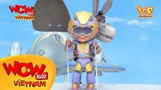Cậu Bé Robot Siêu Clip 7 - Vir : The Robot Boy - Cartoon Movie - Cartoons For Children