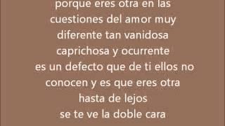 Banda Carnaval - La doble cara (CON LETRA)
